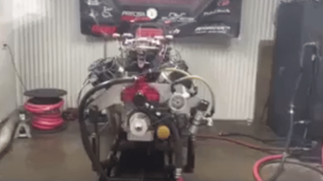 TKM Engine Dyno